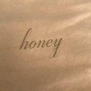 Brandy Melville Tops - Brandy Melville Aleena Honey Top